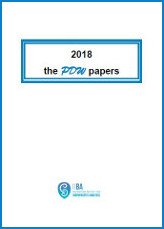 PDW 2018 Papers - EN