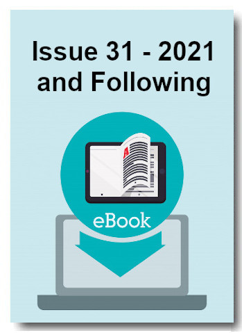 IIBA Journal - 31 ... & forthcoming issues = e-Book