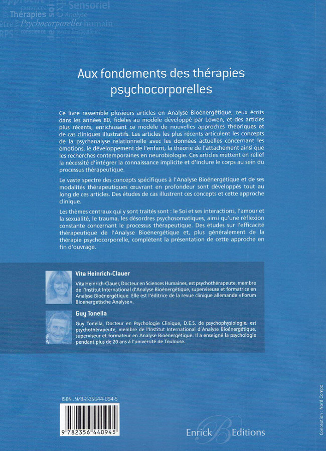 French Reader Back Cover L